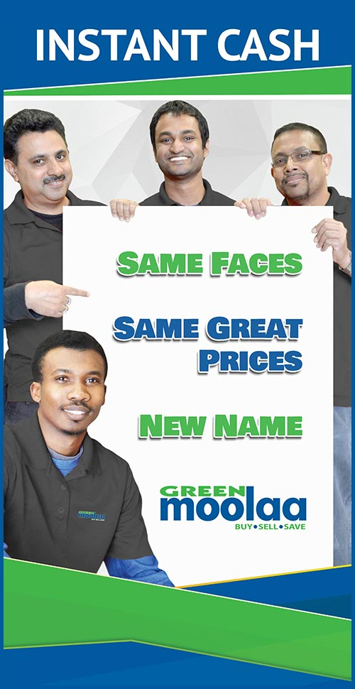 Buy, Sell, Trade & Pawn with Green Moolaa